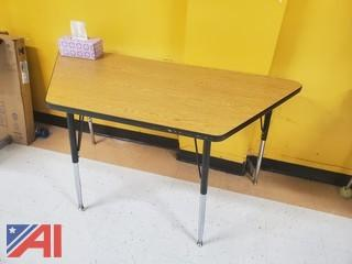 Rectangle/Trapezoid Tables