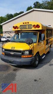 2008 Chevy Express Mini School Bus