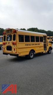 2007 GMC Savana 3500 Mini School Bus