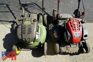 JD & Troy-Bilt Lawn Mowers