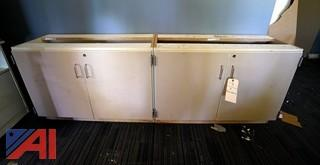 2 Door Laminated Base Cabinets