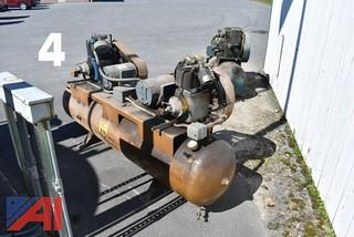 1978 Flowers Dual Motor Air Compressor