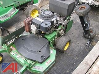 1996 John Deere GS30 Walk Behind Lawn Mower