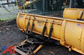 Meyer C8 8' Plow