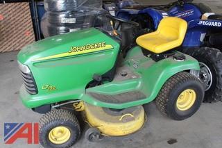 """John Deere LT150 60"""" Mower"""