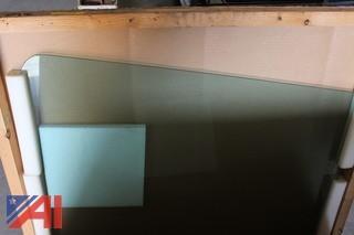 Caterpillar 950B Window Glass