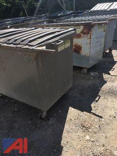Two-Yard Rear Load Dumpsters