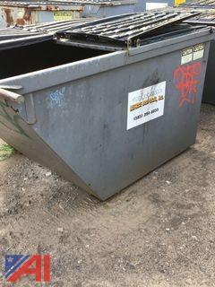 Four-Yard Rear Load Dumpsters
