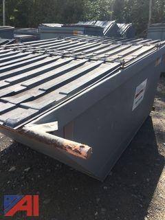 Six-Yard Rear Load Dumpsters