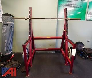 Power USA Squat Rack