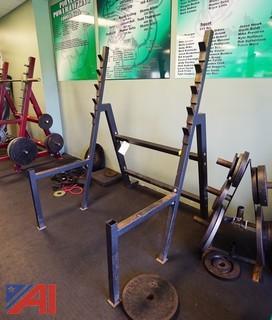 BFS Squat Rack