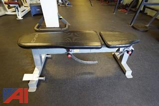 CAP Barbell Adjustable Utility Bench