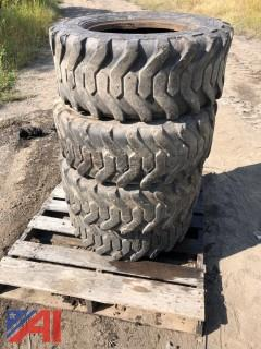 Backhoe/Skid Steer Tires