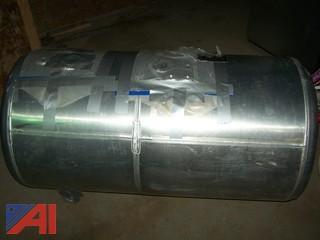 Diesel Aluminum Fuel Tank