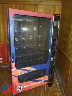 Refrigerated Vending Machine