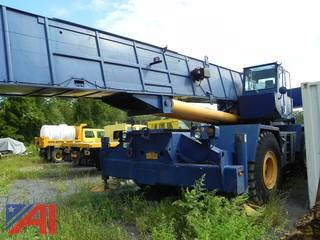 (1) (92208) 1990 Grove RT875CC 40 Ton Container Crane