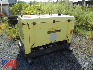 (2) (92255) 1996 Hobart Mega-Arc 5040D Welder