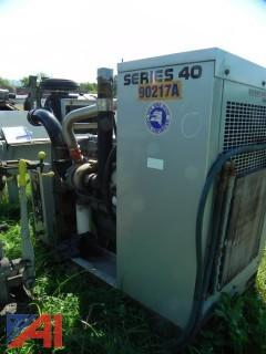 (8) (90217A) Detroit Diesel Power Series 40 Unit from DB #1