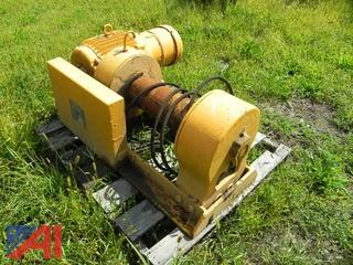 (19) Right Way Powered Winch