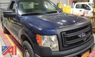 2013 Ford F150 Pickup Truck