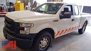 2015 Ford F150 Pickup Truck
