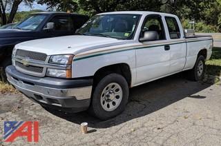 2005 Chevy Silverado 1500 Pickup Truck