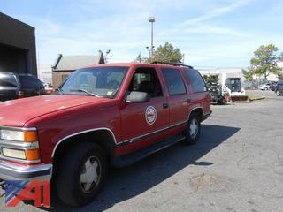 1997 Chevy Tahoe SUV