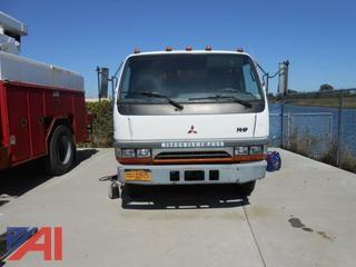 1999 Mitsubishi Fuso FE649 Dump Truck
