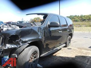 2008 Chevy Tahoe SUV (for Parts)