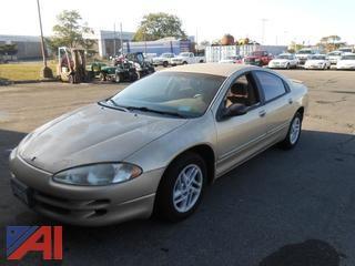 1999 Dodge Intrepid Sedan
