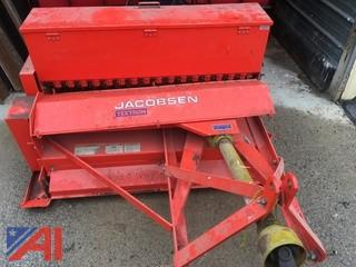 "Jacobsen Textron 53"" Seeder"