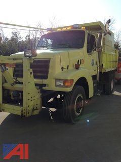 2000 Sterling L8500 Dump Truck