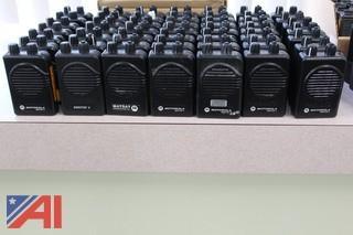 Motorola Minitor II, III, V & IV Pagers