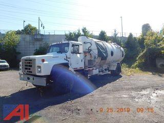 1986 International S2600 Vac Truck