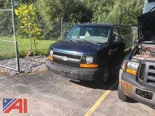 2009 Chevy Express LS2500 Van