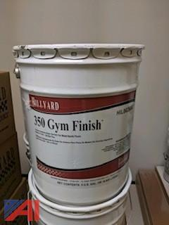 5 Gallons Pails of Gym Floor Sealer