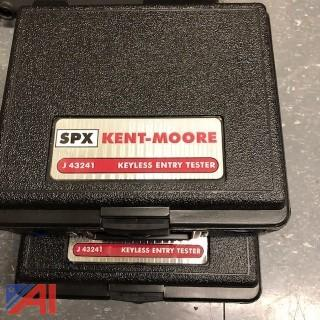 Kent-Moore SPX Keyless Entry Testers