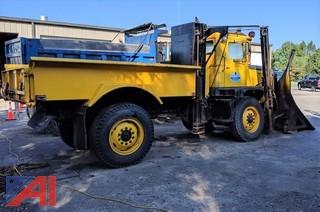 1969 Walters FCBS Truck with V Plow
