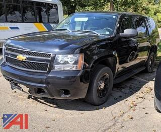 2013 Chevy Tahoe SUV/Police Package