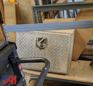 Double Door Cabinet & Truck Tool Box