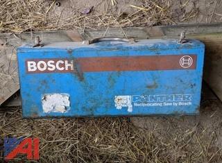 Bosch Sawzall