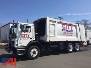 2003 Mack MR6905 Rear Loader Garbage Truck