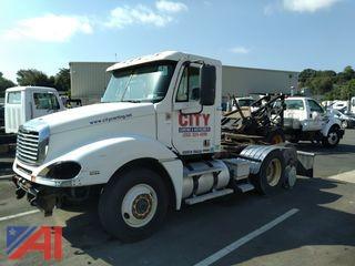 2007 Freightliner CL120 Tractor Truck