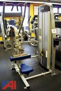Cybex Eagle Pull Down Machine #11130-90