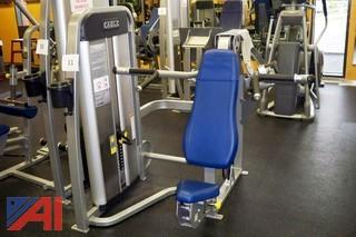 Cybex Eagle Overhead Press Machine #11010-90