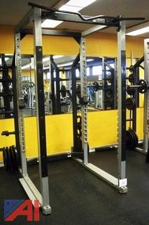 STS Power Rack & Weight Bench #2