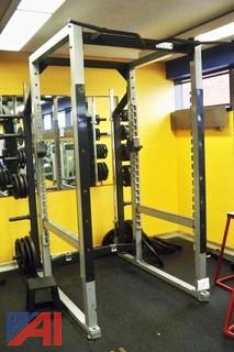 STS Power Rack & Weight Bench #3