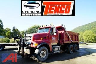 2006 Sterling LT9500 All Season Dump Truck & Plow