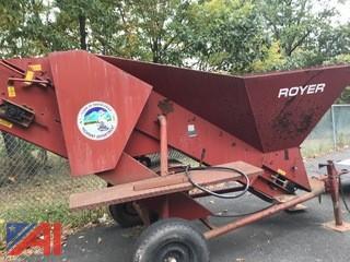 Royer Shredder Screener