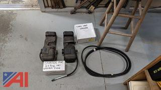 Various Plow & Sander Parts